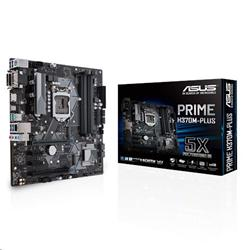 ASUS PRIME H370M-PLUS soc.1151 H370 DDR4 mATX M.2 USB3.1 HDMI DVI VGA