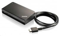 Lenovo TP OneLink+ Dock TP13/Yoga 260/Yoga 460/P40 Yoga/X1 4th Gen. Carbon/X1 Yoga+zdroj, černý
