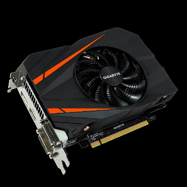 GIGABYTE GeForce® GTX 1060 Mini ITX OC 6G