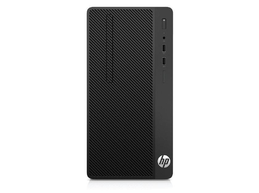 HP 290 G1 MT, Pentium G4560, Intel HD, 4 GB, 500 GB, DVDRW, FDOS, 1y + LCD VH240a