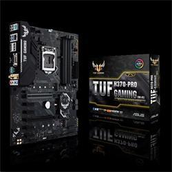 ASUS TUF H370-PRO GAMING(WI-FI) soc.1151 H370 DDR4 ATX USB3.1 M.2