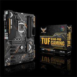 ASUS TUF B360-PRO GAMING soc.1151 B360 DDR4 ATX M.2 USB3.1