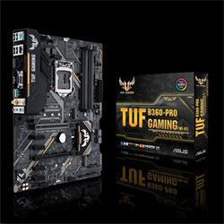 ASUS TUF B360-PRO GAMING (WI-FI) soc.1151 B360 DDR4 ATX M.2 USB3.1
