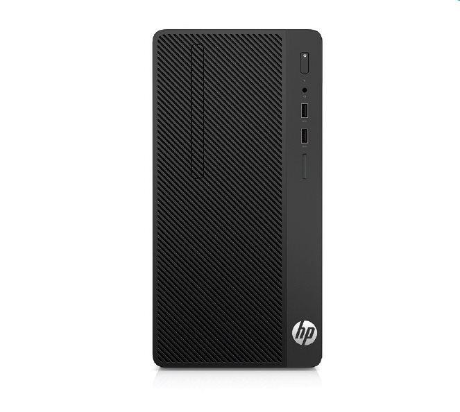 HP PC 290 G1 MT G4560 4GB 128GB SSD intelHD DVDRW W10