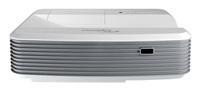 Optoma interaktivní projektor W320USTi (WXGA, FULL 3D, 4000 ANSI, 20000:1, 2xHDMI, 2x VGA, 16W speaker, NET