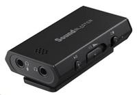 CREATIVE Sound Blaster E1, zesilovač sluchátek (externí zvukovka), microUSB