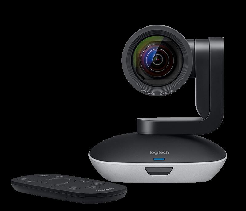 Logitech PTZ Pro 2 Camera - EMEA