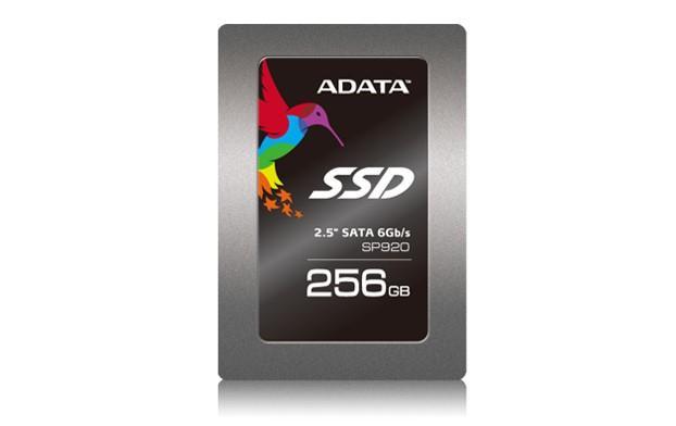 ADATA SSD Premier Pro SP920 256GB 2.5'' SATA3 (čtení/zápis:560/360MBs) 96K IOPS