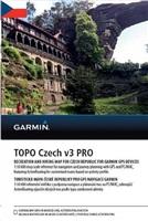 GARMIN Topo Czech PRO 2017, microSD/SD karta