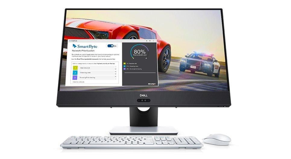 Dell Inspiron 5475 AIO/A10-9700E(quad core)/8GB/1TB/ATI RX560 4GB/FHD Touch/Win Home