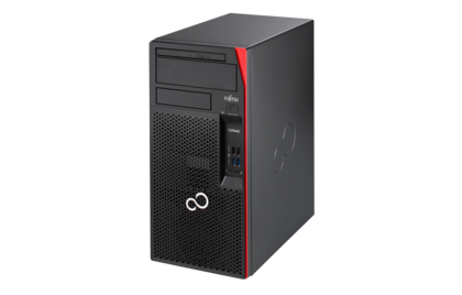 PROMO: PC Esprimo P557+ LCD E24-8 IPS i5-7400 8GB 256-SSD DVDRW W10P