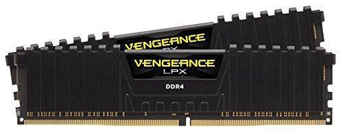 Corsair Vengeance LPX 16GB (Kit 2 x 8GB) DDR4 DIMM 4400MHz C19 1.4V, černá