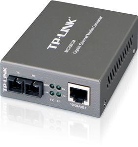 TP-Link MC200CM Gb MM 850nm SC Media Converter