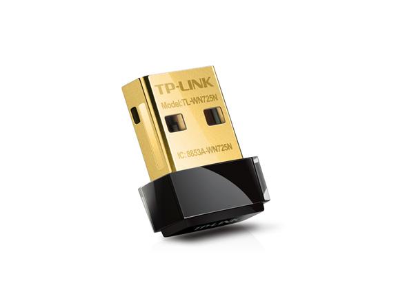 TP-Link TL-WN725N 150Mbps Nano Wifi N USB Adapter