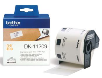 DK-11209 (papírové / úzké adresy - 800 ks)