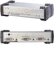 ATEN Video Spliter DVI + Audio 2 port