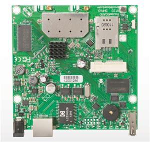 MikroTik RB912UAG-2HPnD, 802.11b/g/n, RouterOS L4, miniPCIe