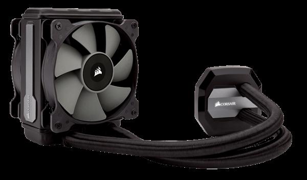 Corsair bezúdržbové vodní chlazení CPU Cooling Hydro Series H80i Extreme, 140mm