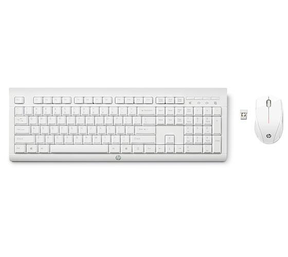 HP set klávesnice a myši C2710 bezdrátová, SK