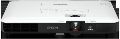 EPSON 3LCD/3chip projektor EB-1780W 1280x800 WXGA/3000 ANSI/10000:1/HDMI/LAN/1W Repro/(EB1780W)