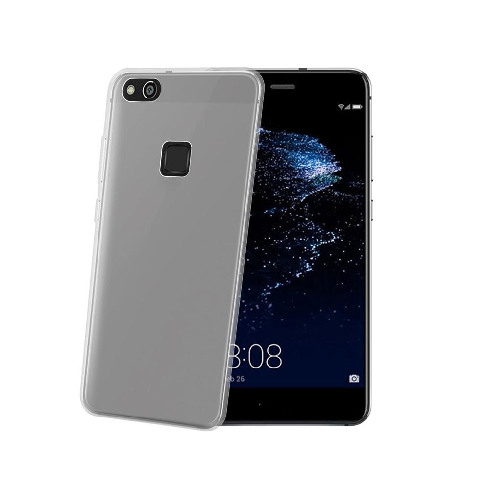 TPU pouzdro CELLY Huawei P10 Lite, bezbarvé