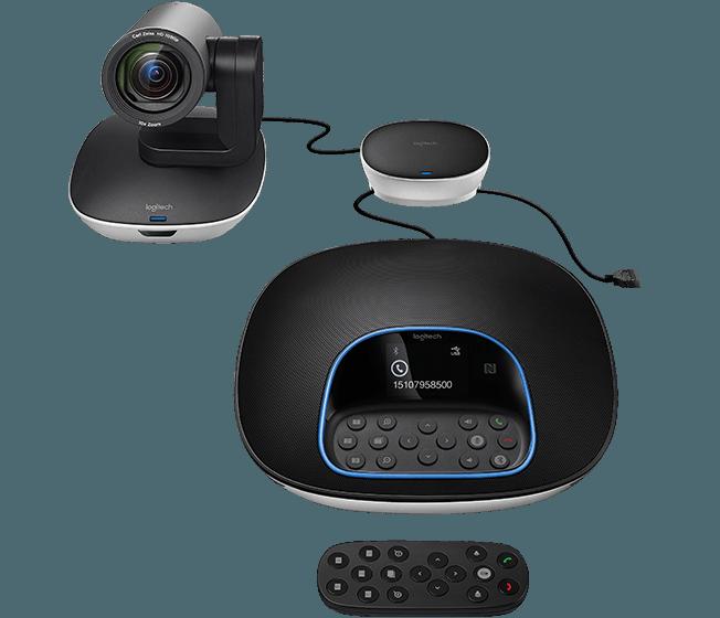 webová kamera Logitech GROUP