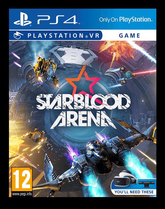 SONY PS4 hra StarBlood Arena VR