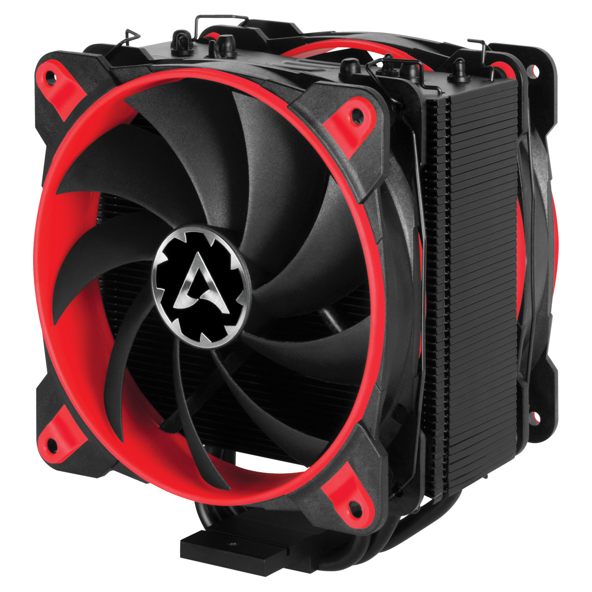 ARCTIC Freezer 33 eSport edition (Red) CPU Cooler for Intel 1150/1151/1155/1156/2011-3/2066 & AMD AM4
