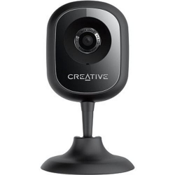Creative Camera LIVE! CAM IP SmartHD Wi-Fi black