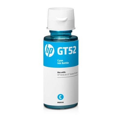 HP M0H54AE Originální lahvička s azurovým inkoustem HP GT52 cca 8 000 stran