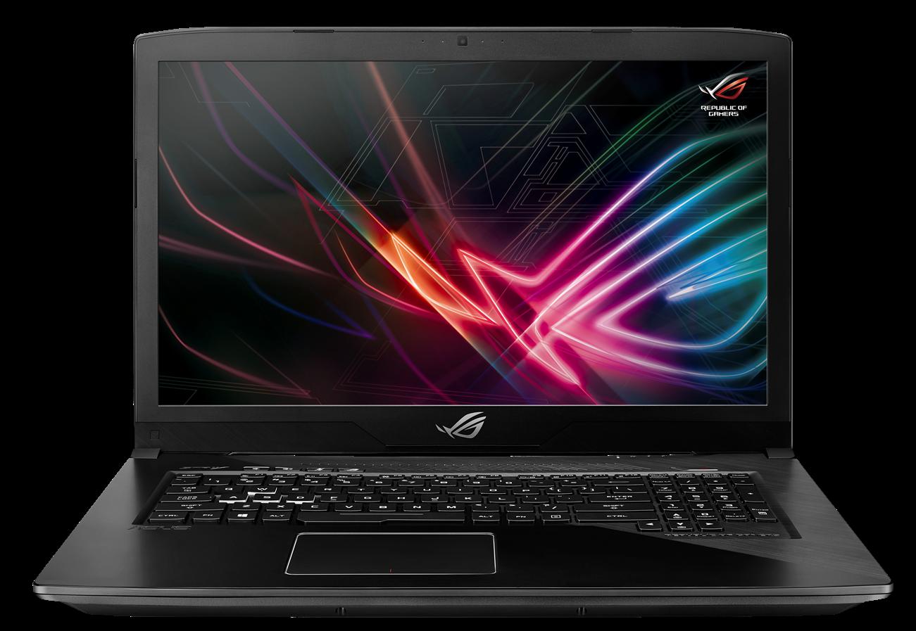 "ASUS GL703VD-GC007T Core i5-7300HQ/8GB/1TB/GTX1050 2GB/17,3"" IPS FHD/Matný/BT/W10 Home/Black"