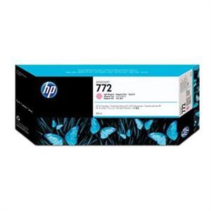 HP 772 Light Magenta DJ Ink Cart, 300 ml, CN631A