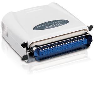 TP-Link TL-PS110P Print Server Single, Parallel Port, 1x RJ45