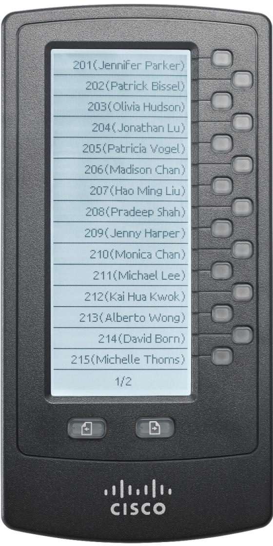 Cisco 32 Button Attend.Console for SPA500,SPA500DS