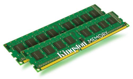 KINGSTON DDR3 8GB 1600MHz DDR3 Non-ECC CL11 DIMM (Kit of 2) SR x8