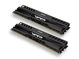 Patriot DDR3 8GB KIT 2133MHz CL9 Viper 3 PV38G213C1K