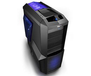 Zalman case miditower Z11 PLUS, mATX/ATX, bez zdroje, USB3.0, černá