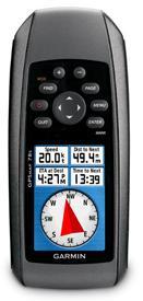 Garmin GPSMAP 78 S, bez TOPO map