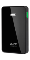 APC Mobile Power Pack, 5000mAh Li-polymer, Black ( EMEA/CIS/MEA) (Power Bank)