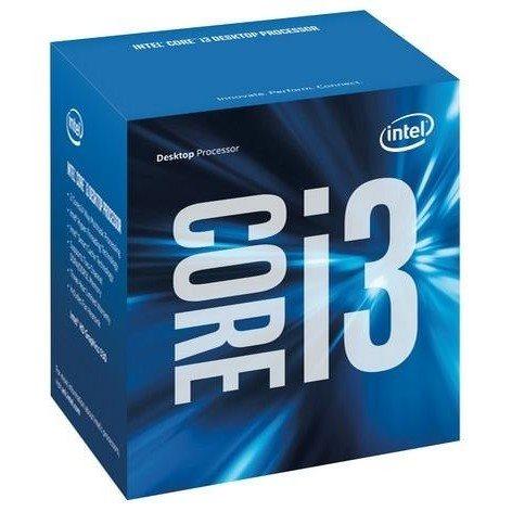 Intel Core i-3 processor Skylake i3-6100T 3,20 GHz/LGA1151/3MB cache