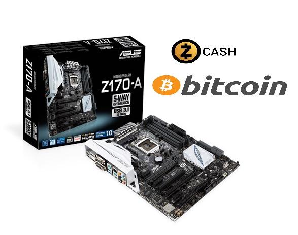ASUS Z170-A, s.1151, Z170, 4xDDR4, PCIe 3.0x16, SATAIII, M.2, HDMI/DVI-D/DP, GLAN, USB3.1, ATX