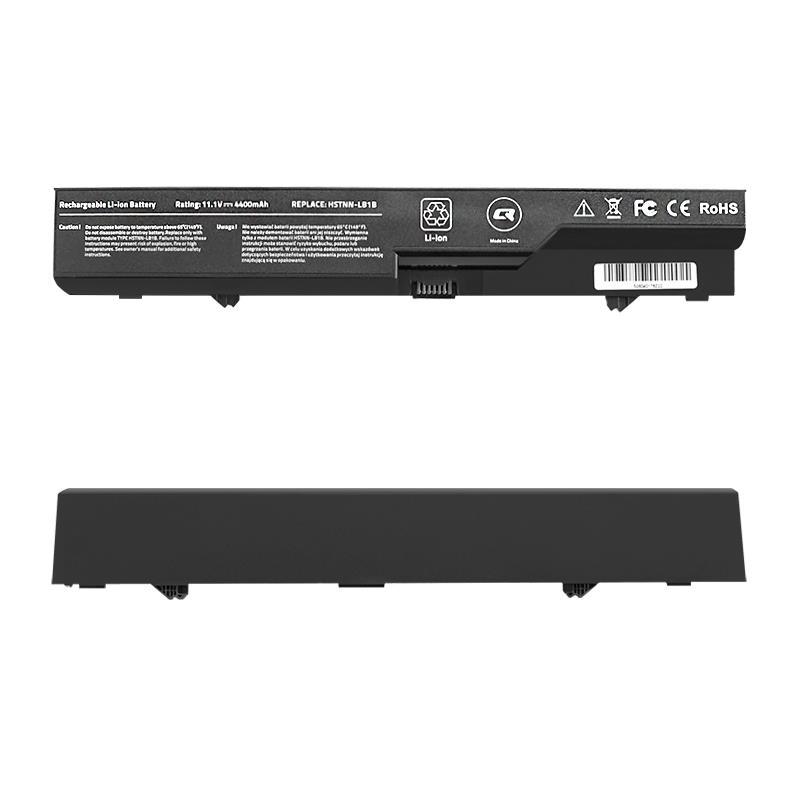 Qoltec Long Life baterie pro notebooky HP 625 620 4420s | 10.8-11.1V | 4400mAh
