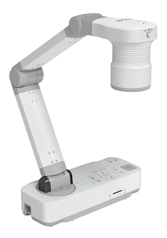 """EPSON Visualiser - ELPDC21 - USB type,Optika 12, Digitální 10zoom 16x, 1/ 2,7 """" Senzor CMOS"""