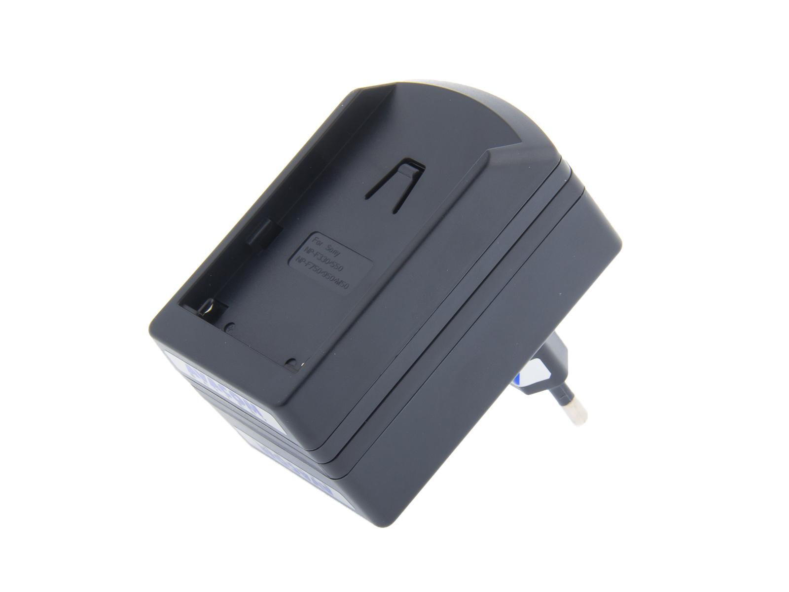 Nabíječka pro Li-ion akumulátor Sony serie L, M; P