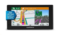 Garmin navigace DriveSmart 50LMT-D střední Evropa, 5.0'', Lifetime Map
