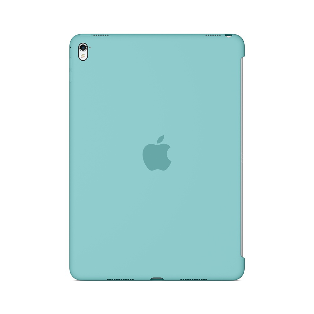 iPad Pro 9,7'' Silicone Case - Sea Blue