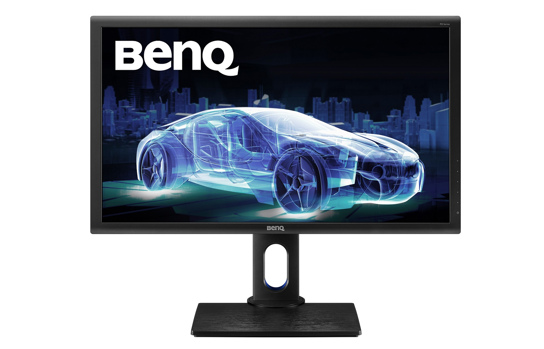"BenQ LCD PD2700Q 27"" W/IPS LED/2560x1440/1000:1/4ms/350 cd/HDMI/DP/USB/repro/Black"