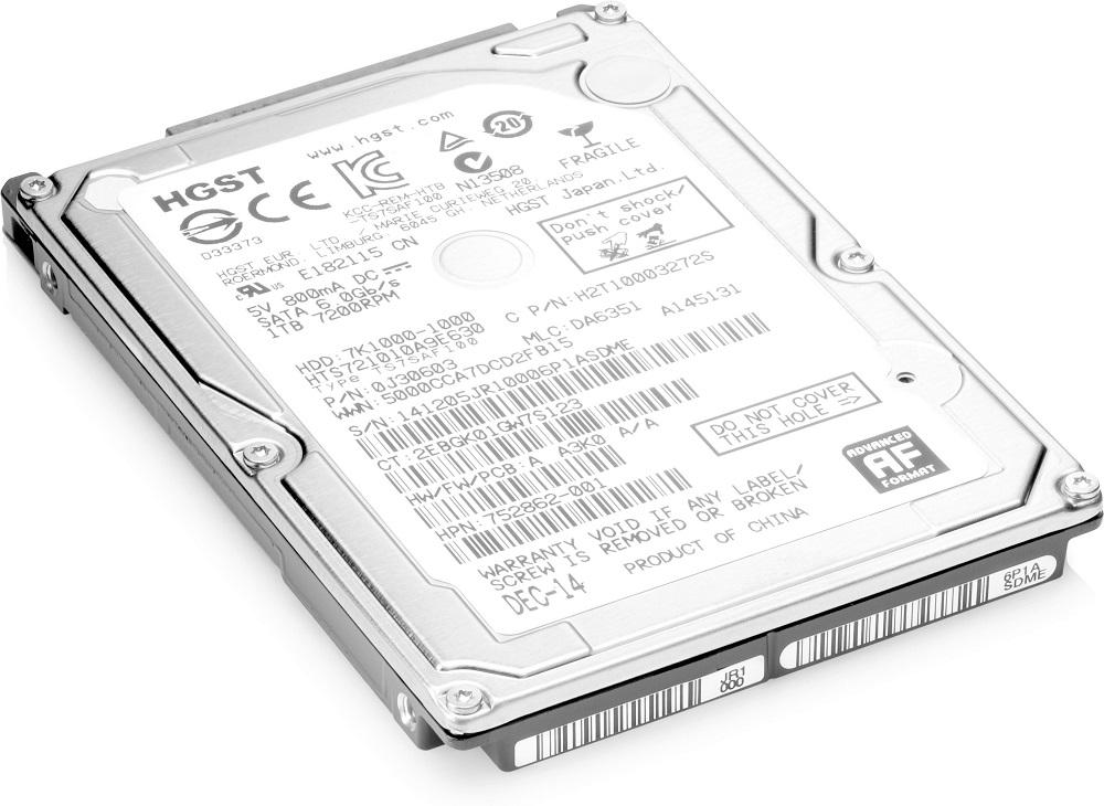 HP 2TB SATA SSD