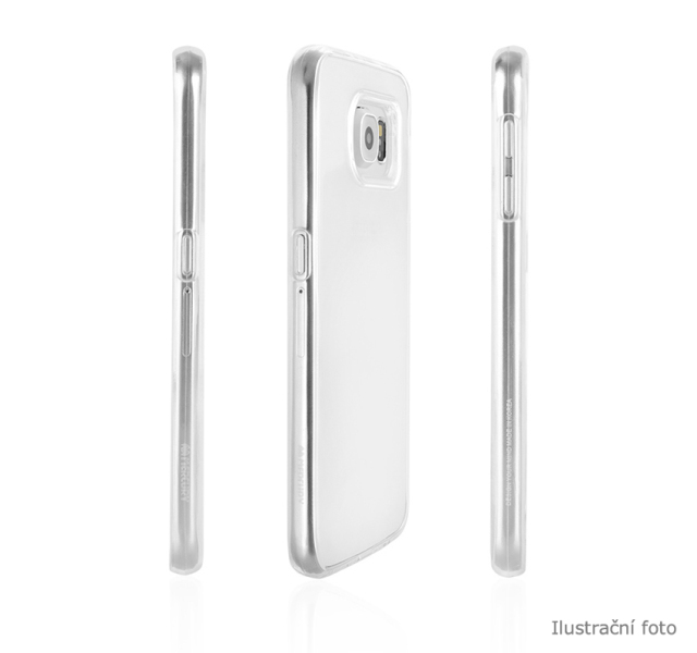 Mercury Goospery zadní kryt Clear Jelly pro iPhone 6/6S