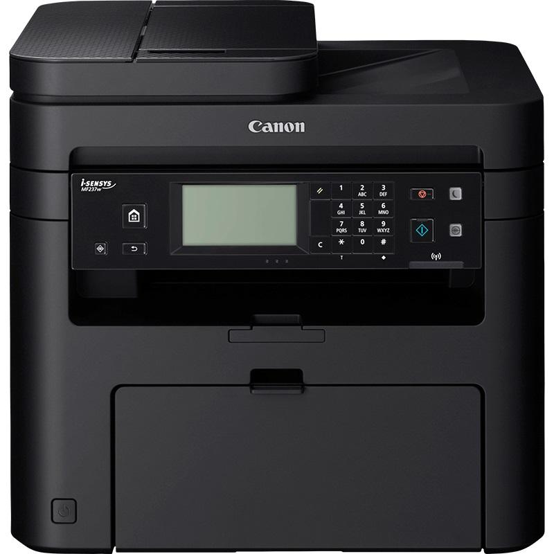 Canon i-SENSYS MF237w - PCSF/LAN/WiFi/WiFi Direct/ADF/23ppm/USB
